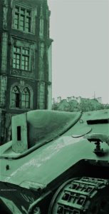 World war II and Prague city (2)